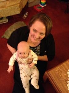 Auntie Susie & niece #7