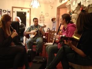The bluegrass crew