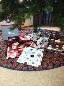 Secret Santa has been busy!
